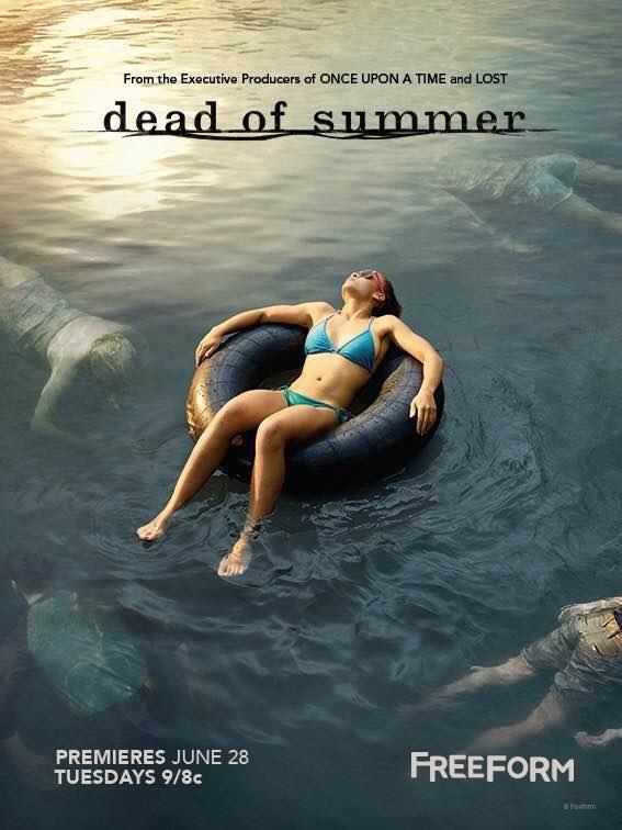 Dead of Summer poster
